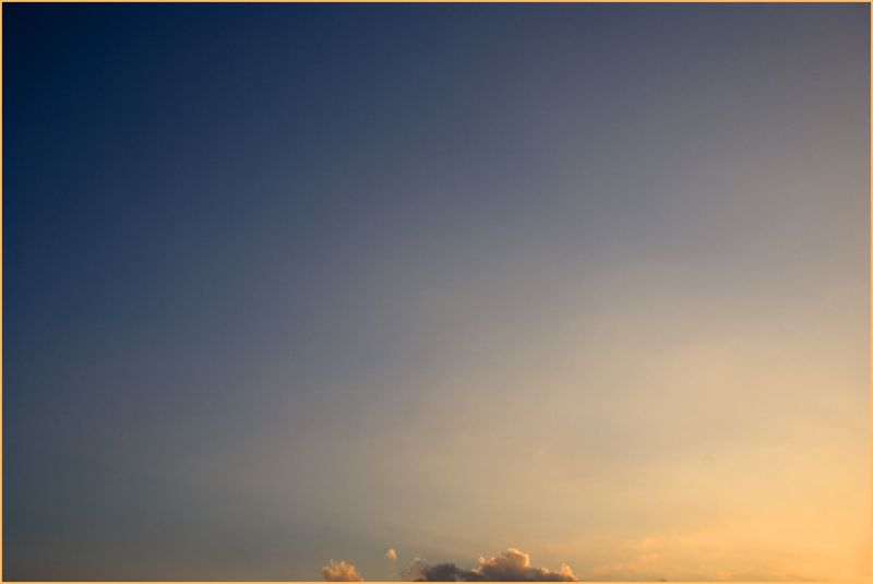 Minimalist Sky Clouds