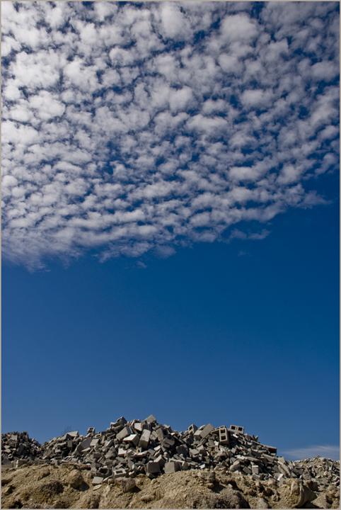Concrete & Clouds