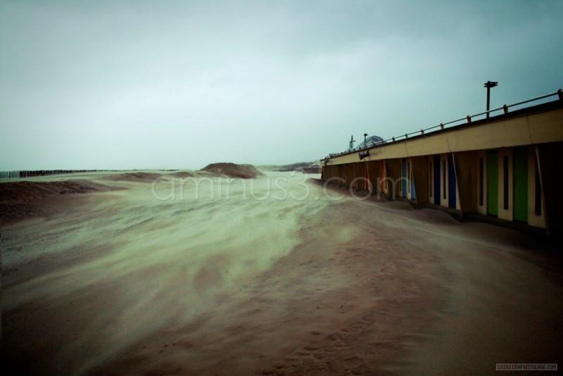 banc de sable ...