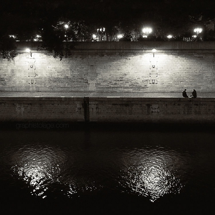 Lights of Paris - Quais de Seine