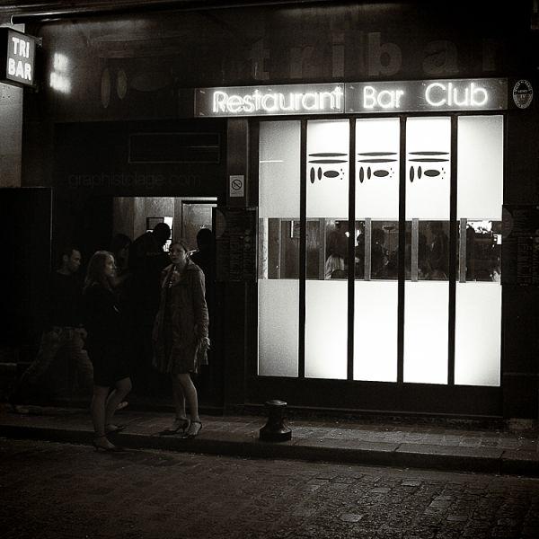 Lights of Paris - Rue de Lappe