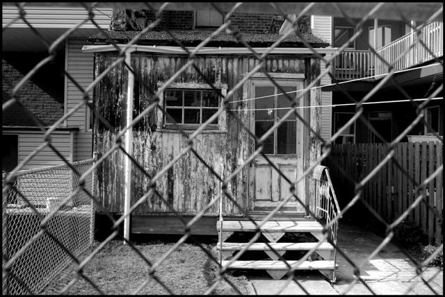 the saddest house you ever saw