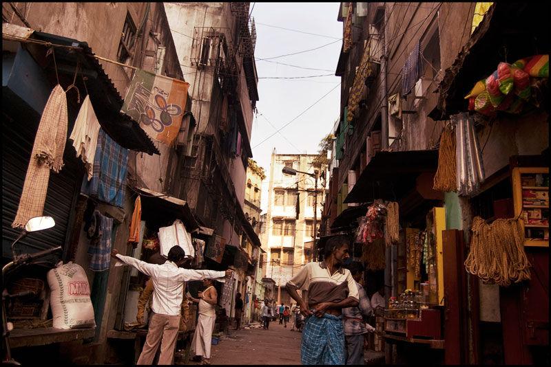College street alleyways