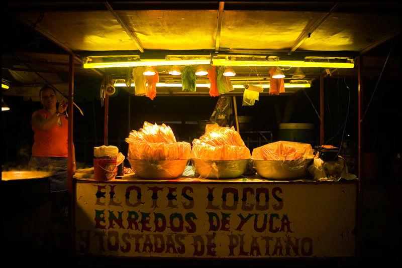 Tostadas de Platanos.
