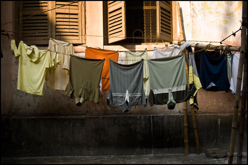 Subconscious Laundry.