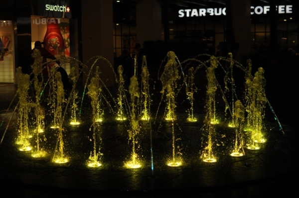 bugis junction fountain