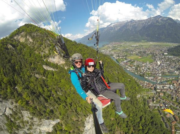 ...Paragliding...