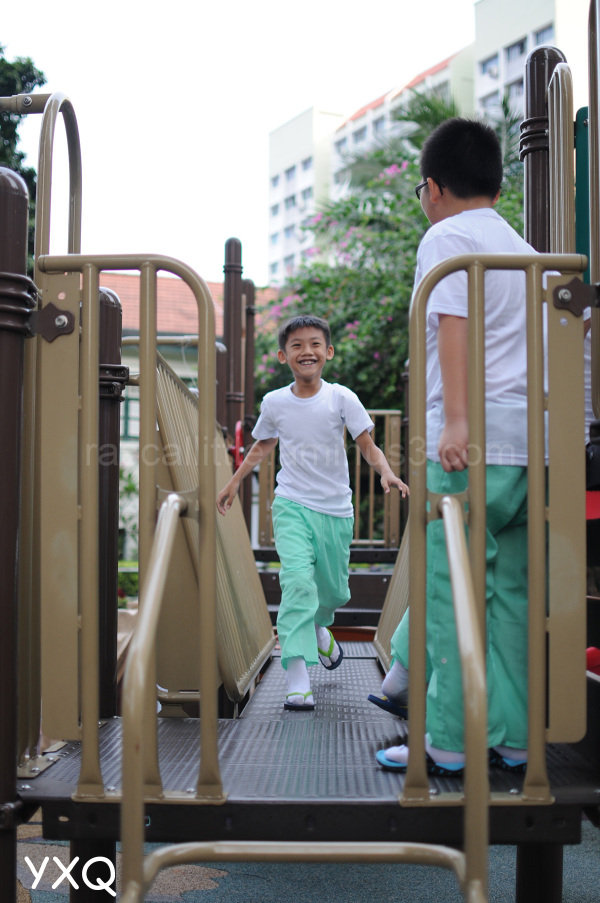 child, singapore, at play
