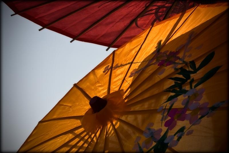 Scene from Japanese Festival