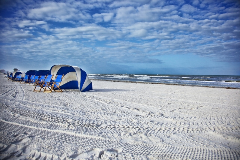 My private beach ...