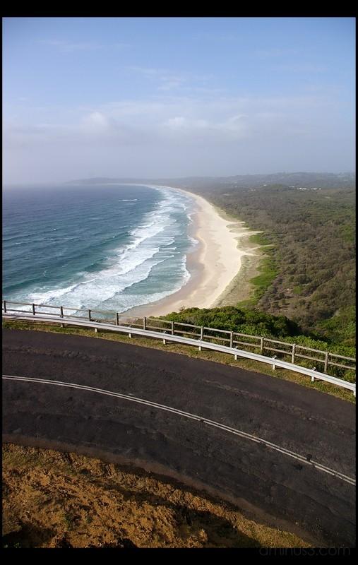 Coastline Australia