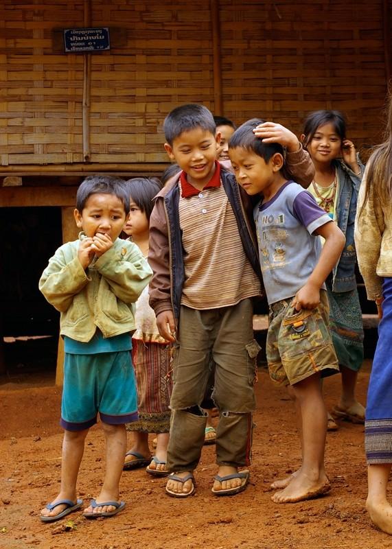 Children of Laos 6