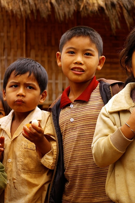 Children of Laos 7
