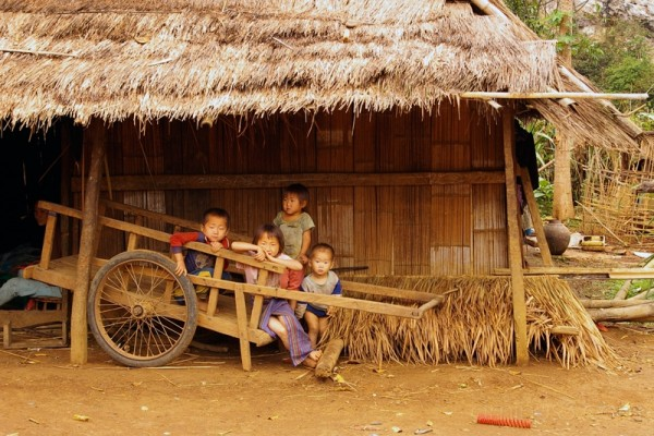 Children of Laos 8