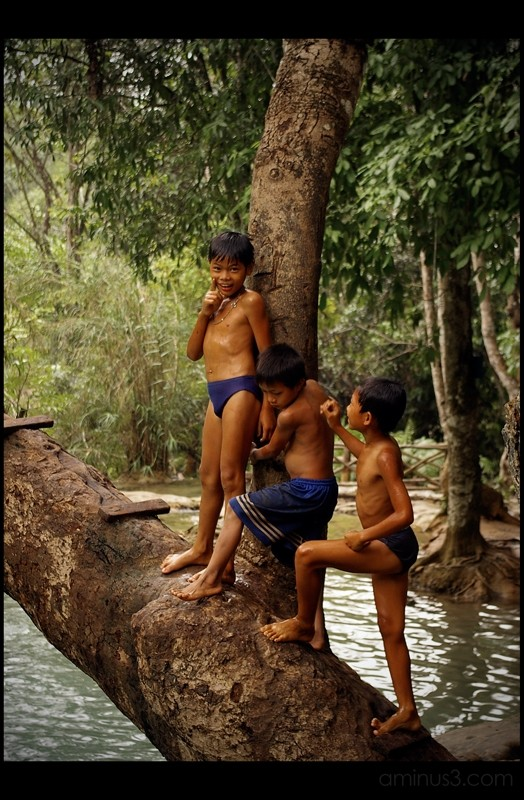 Children of Laos 9