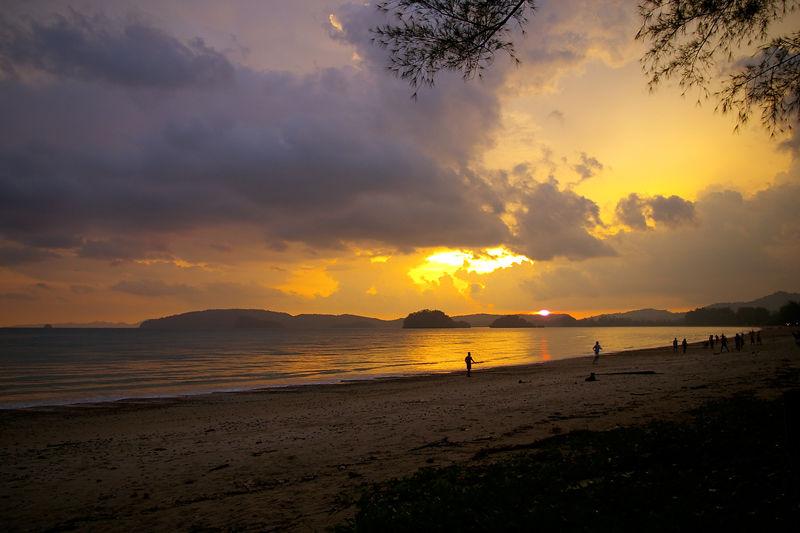 Thai Sunset