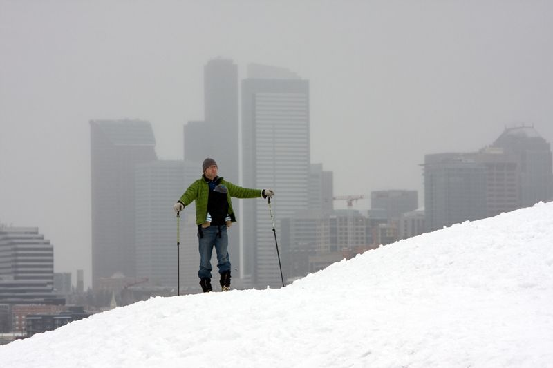 Seattle Skiing
