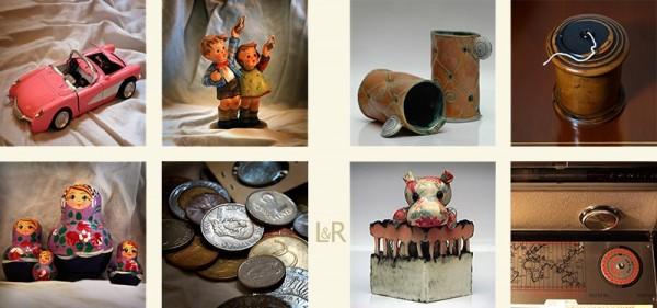 Treasures #3 to10