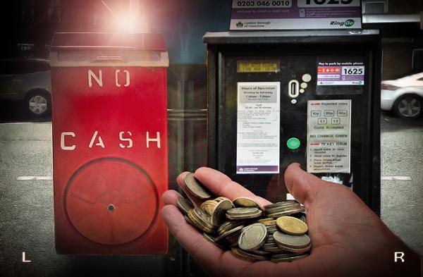 No Cash ?