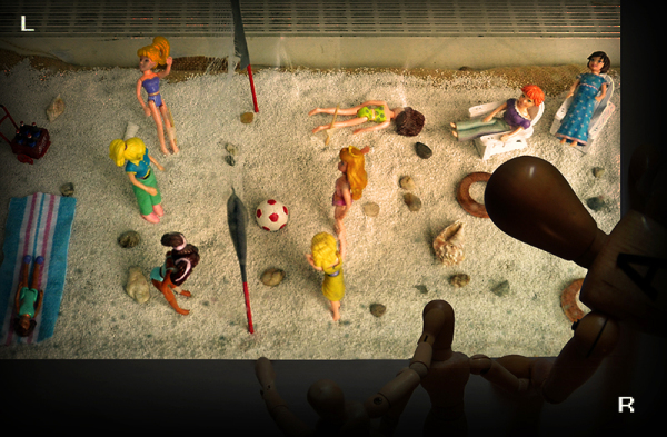 Dolls' Beach