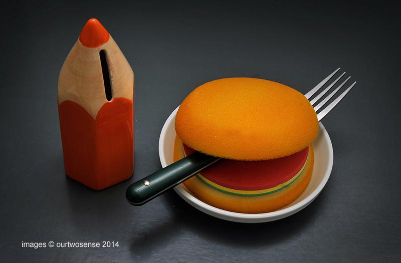 Burger Notebook