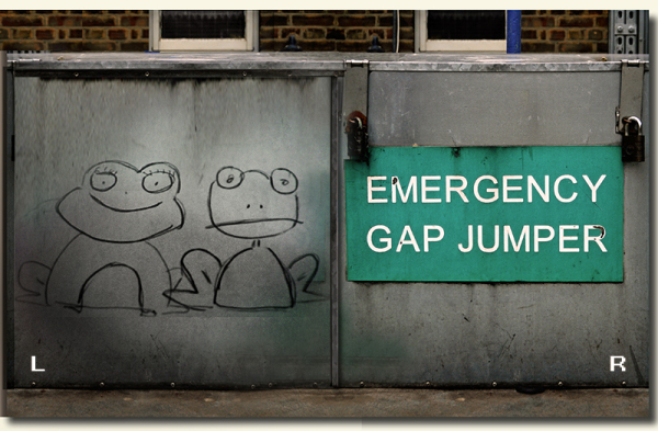 Gap Jumper