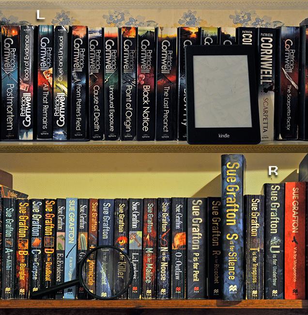 Books, Books, Books . . .