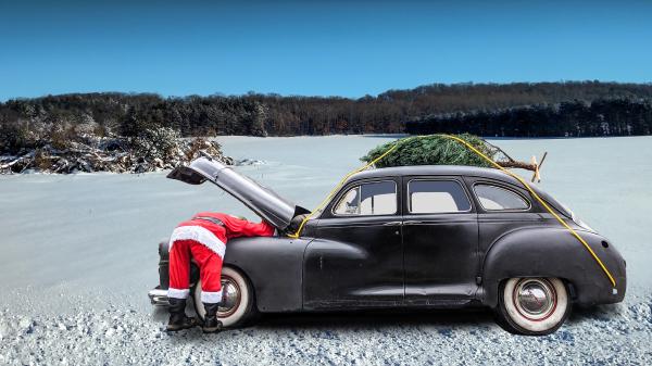 Santa can Fix it!