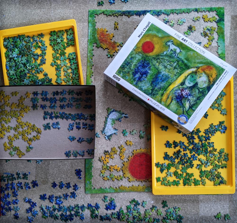 puzzle life
