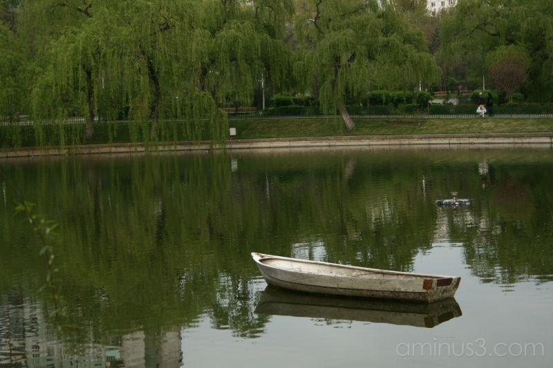 Fisherman's boat...