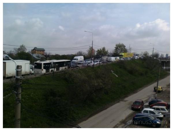 Traffic Jam...