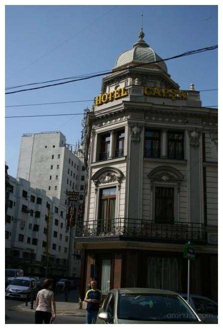 Capsa Hotel