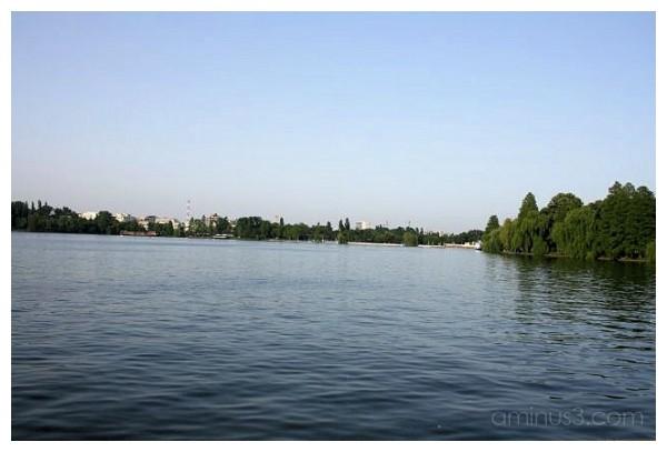 Herastrau Lake