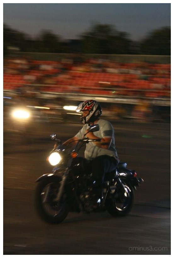Motorcycle Show I