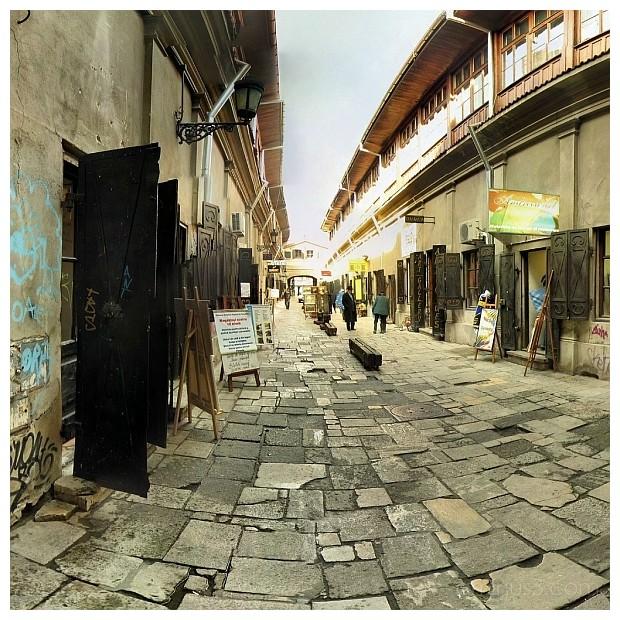 Lipscani Street