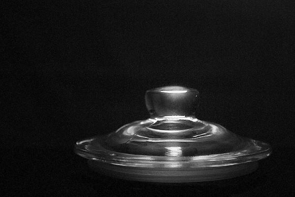 glass jar lid