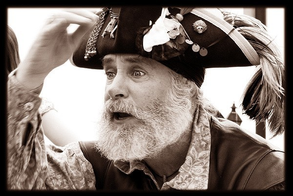 pirate storyteller
