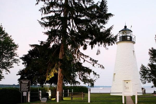 Concord Lighthouse, Havre de Grace, MD