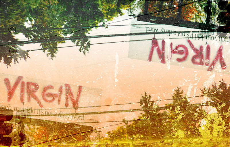 virgin billboard