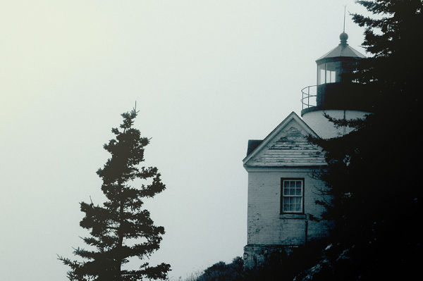 bass harbor head lighthouse, maine