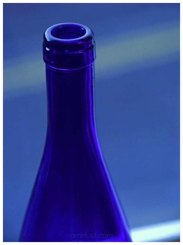 Details Of Blue Bottle