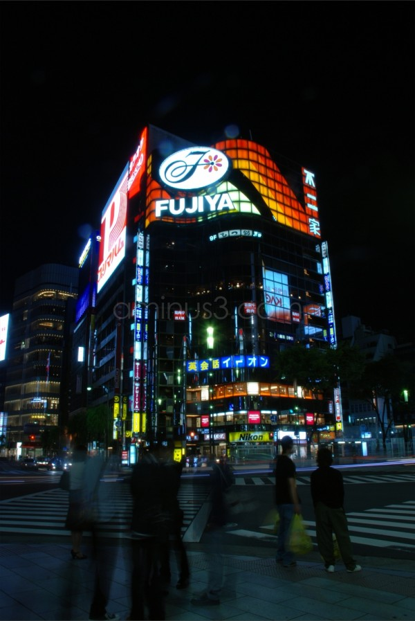 Ginza Street II
