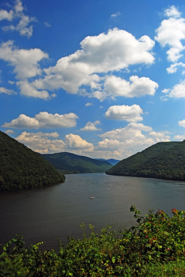 Bluestone Lake - West Virginia