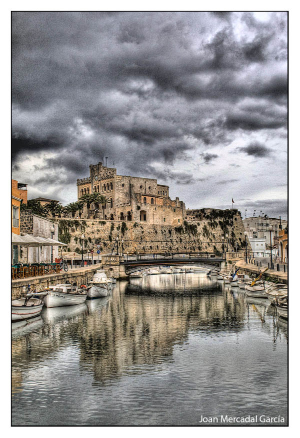 Port de Ciutadella - Remake en HDR