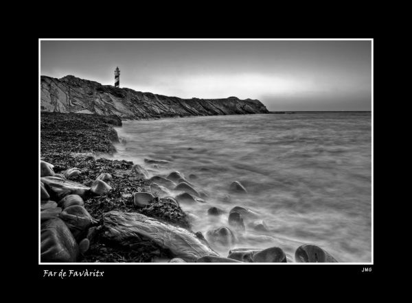 Far de Favàritx (IV) - aigua en moviment
