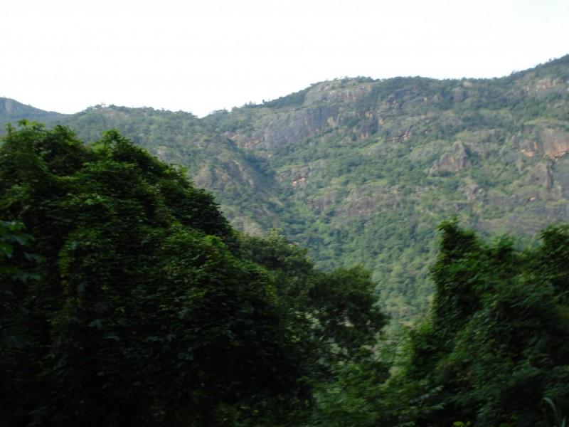 Hilly Range