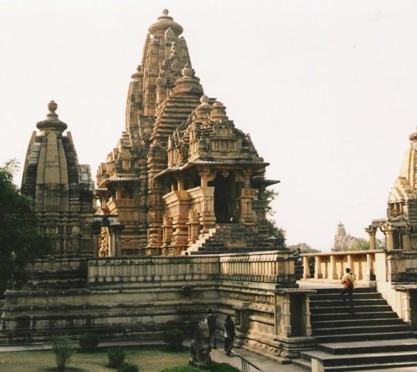 Temple at Khajuraho