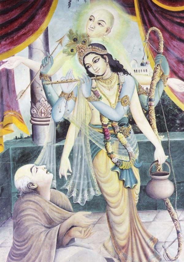 From Krishna's Life-1