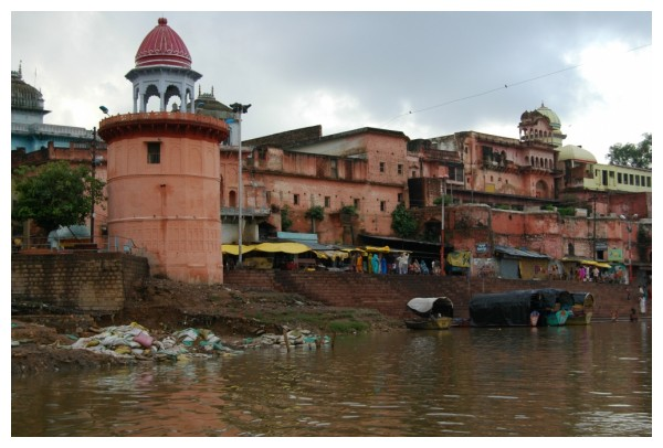 On the banks of Chitrakoot-3