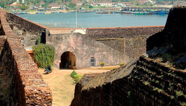 Kannur- St. Angelo Fort